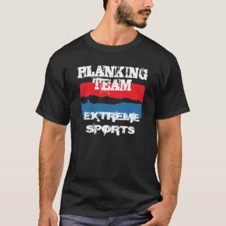 T-shirt Équipe de Planking