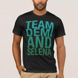 T-shirt Équipe Demi et Selena