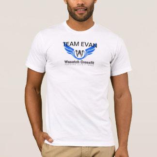 T-shirt Équipe Evan de WCF