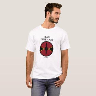 T-shirt Équipe Finehair