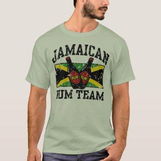 T-shirt Équipe jamaïcaine de rhum