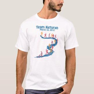 T-shirt Équipe Keturah 2012