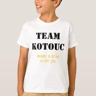 T-shirt Équipe Kotouc pour des enfants