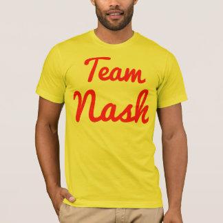 T-shirt Équipe Nash