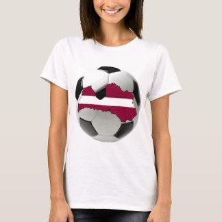 T-shirt Équipe nationale de la Lettonie