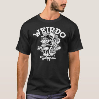 T-shirt équipé par Weirdo