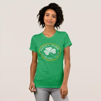 T-shirt Équipe potable irlandaise de Kenny