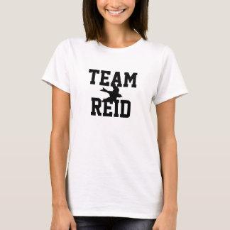 T-shirt Équipe Reid/pièce en t scientifique de citation