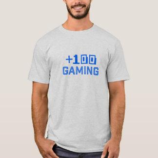 T-shirt Équipe +T-shirt 2017 du jeu 100