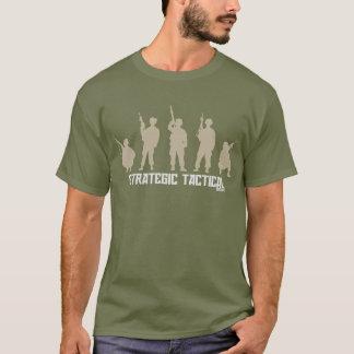 T-shirt Équipe verte de la fatigue STG