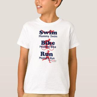 T-shirt Équipe Westermeyer - maman de triathlon