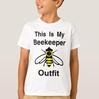 T-shirt Équipement d'apiculteur