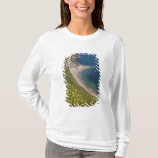 T-shirt Équipez la baie de guerre d'o, côte jurassique,