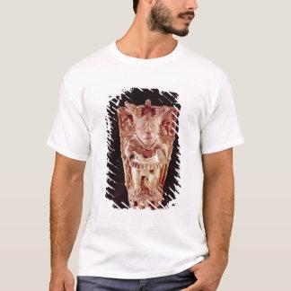 T-shirt Équipez la position sur une tortue, le créateur du
