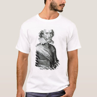 T-shirt Ęr duc de William Cavendish de Newcastle