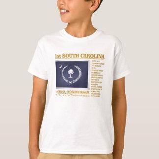 T-shirt ęr Infanterie de la Caroline du Sud (BA2)
