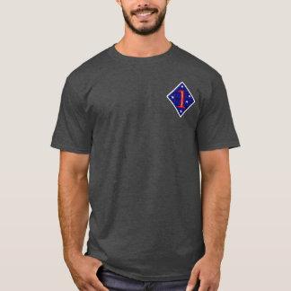T-shirt ęr Pièce en t de fiançailles de division de la