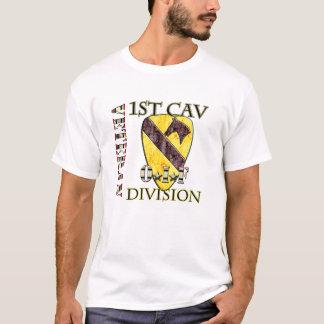 T-shirt ęr VÉTÉRAN de la division OIF de Cav