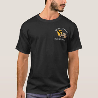 T-shirt ęr Vétérinaire de Cav Irak