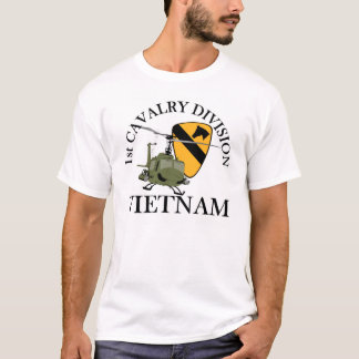 T-shirt ęr Vétérinaire de Cav Vietnam