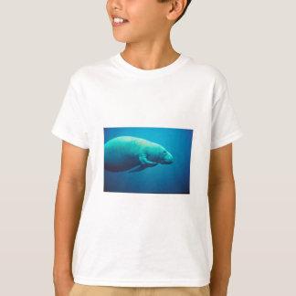 T-shirt Éraflure de lamantin