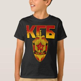 T-shirt Ère russe de Soviétique d'insigne de KGB