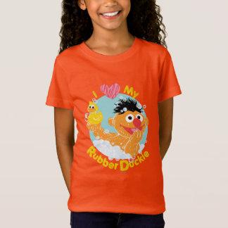 T-Shirt Ernie aime Duckie