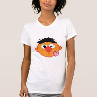T-shirt Ernie font face à jeter un baiser