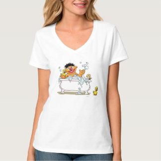 T-shirt Ernie vintage dans la baignoire