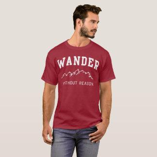 T-shirt Errez sans humour d'aventure d'amusement de raison