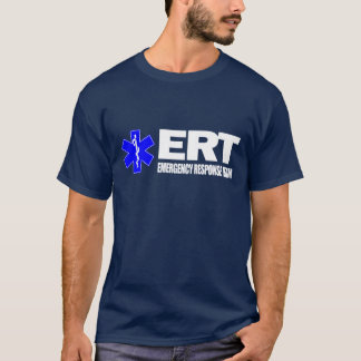 T-shirt ERT - Équipe de réponse de secours