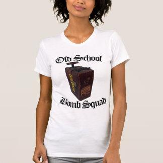 T-shirt Escadron de la mort de vieille école