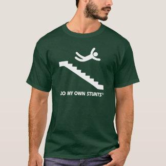 T-shirt Escaliers mes propres cascades