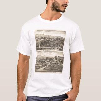 T-shirt Esden, résidences de Clary