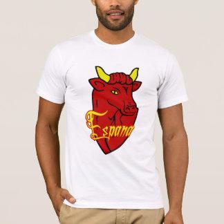 T-shirt Espagnol Taureau d'Espana Toro pour des amants de