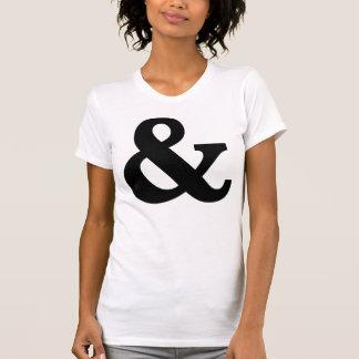 T-shirt Esperluète