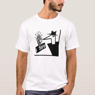 T-shirt Espion avec la bombe