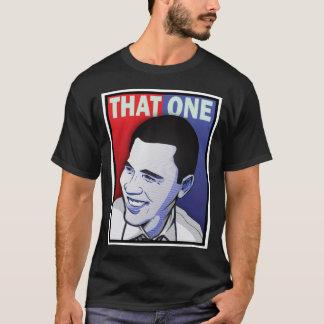 T-shirt Espoir Barack Obama - celui-là