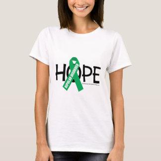 T-shirt Espoir de trouble bipolaire