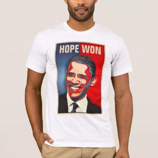 T-shirt ESPOIR GAGNÉ - inauguration