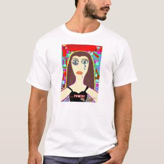 T-shirt Espoir pour des femmes