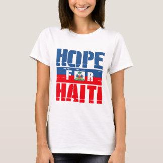 T-shirt Espoir pour le Haïti