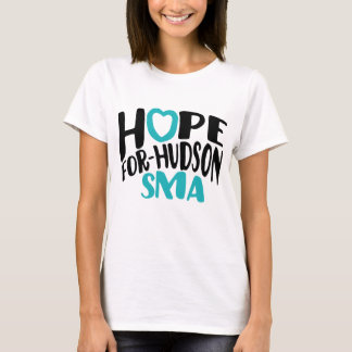 T-shirt Espoir pour le Hudson - SMA