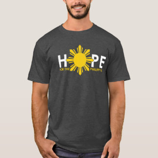 T-shirt Espoir pour les Philippines