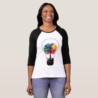 T-shirt Esprit créatif