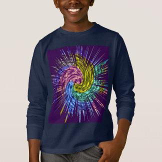 T-shirt Esprit de sourire d'étincelle spirituelle de