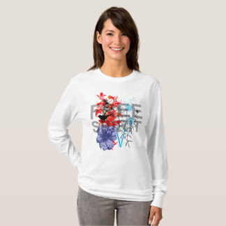 T-shirt Esprit libre