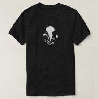 T-shirt Esprit mauvais de méduses de chemise de Kwubos