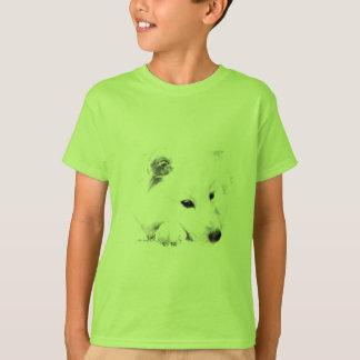 T-shirt Esquimau américain