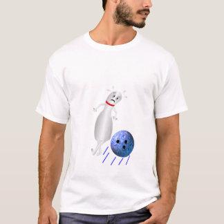 T-shirt Esquiver le Pin de bowling